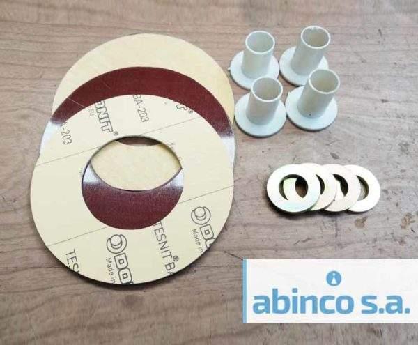 Juntas-para-Bridas-Conjunto-dielectrico